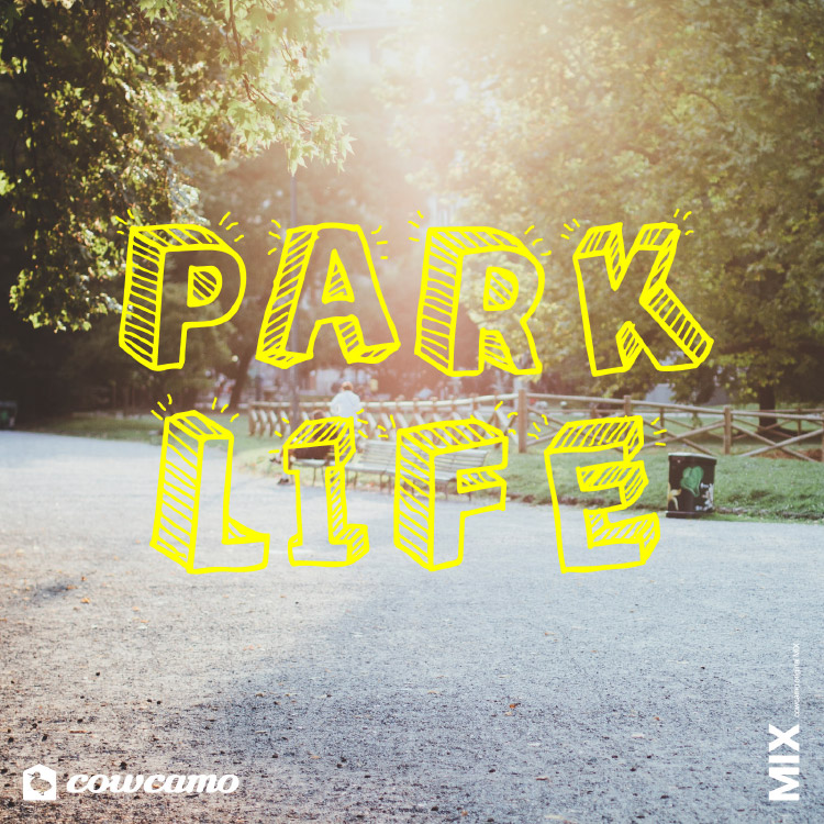cowcamo MIX: PARKLIFE のカバー画像