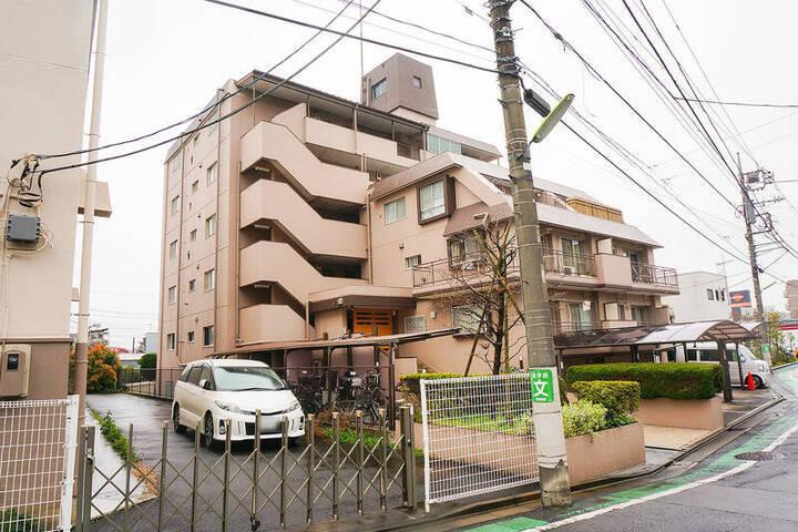 成城学園前駅 / 2DK / 43.23㎡