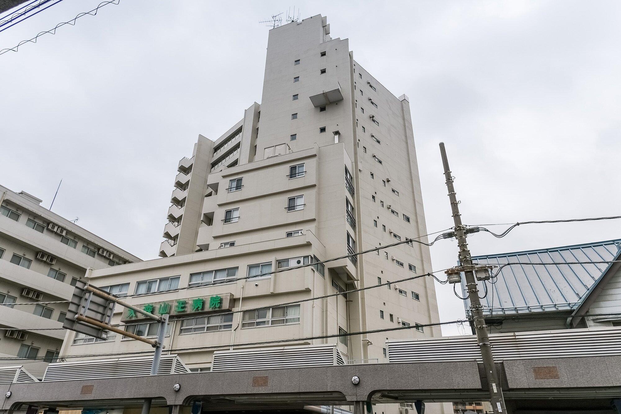 大森駅 / 1LDK+SR+WS / 49.92㎡
