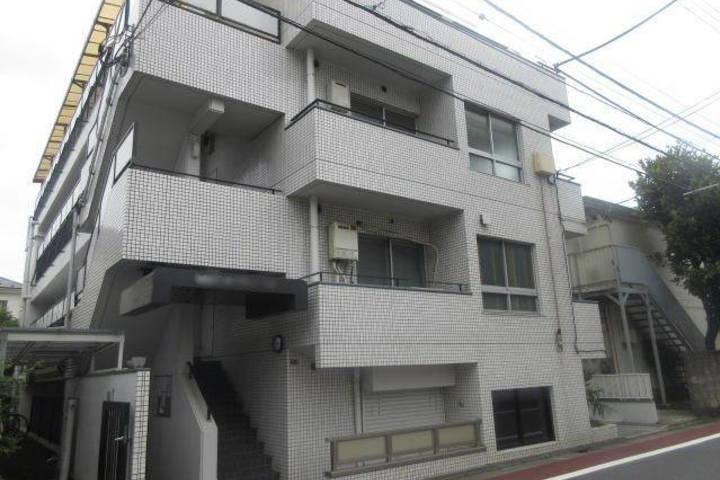 富士見ヶ丘駅 / 2DK+システム収納×2 / 44.23㎡