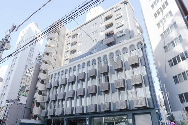 広尾駅 / 1LDK+SIC+WIC / 44.17㎡