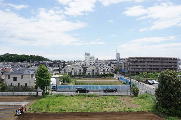 尾山台駅 / 2LDK+WIC+DEN+システム収納 / 62.50㎡